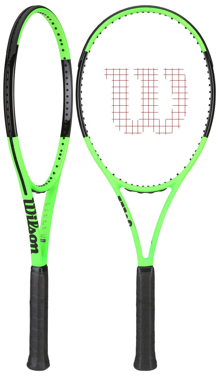 Wilson Blade 98L Lime LE Racquet
