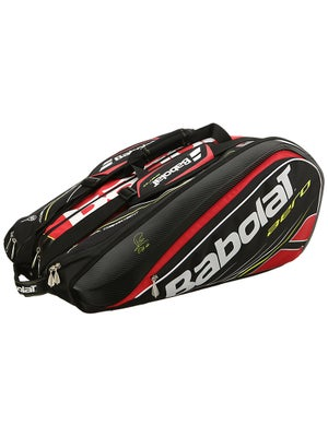 Babolat Aero Line Red 12 Pack Bag