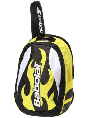 Babolat Backpack Bag Boy's Black/Yellow