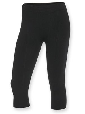Barely Bolle Women's Seamless Capri Tight