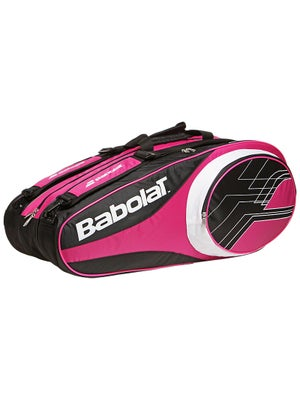Babolat Club Line Pink 12 Pack Bag