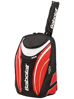 Babolat Club Line Red Back Pack Bag