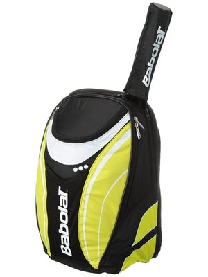 Babolat Club Line Yellow Backpack Bag