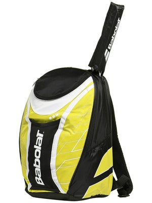 Babolat Club Line Yellow Back Pack Bag