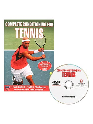 Complete Conditioning Tennis Book & DVD