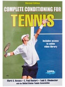 Complete Conditioning Tennis Book Second Edition