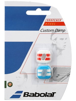 Babolat Custom Damp II Red/Blue