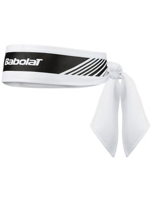 Babolat Cotton Head Tie White