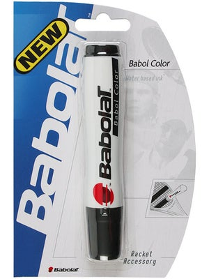 Babolat Babol Color Stencil Ink Black