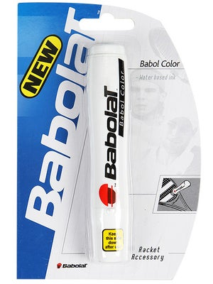 Babolat Babol Color Stencil Ink White