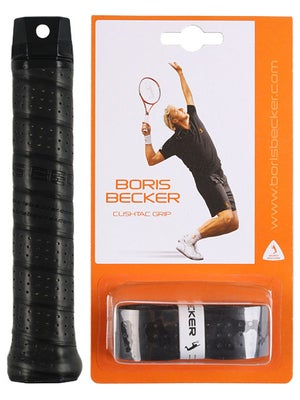 Becker Cushtac Replacement Grip Black