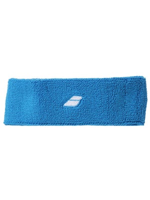 Babolat Cotton Headband Blue