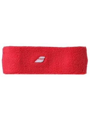 Babolat Cotton Headband Coral