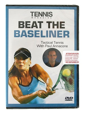 Beat the Baseliner DVD