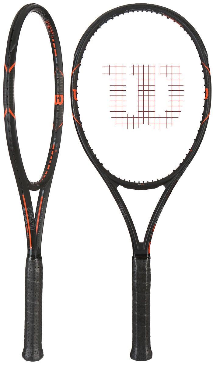 wilson burn FST 99S tennis racquet 2016