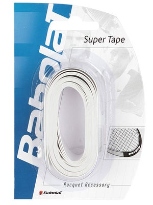 Babolat Super Tape Head Tape White