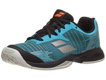 babb42fef5d1f4 Product image of Babolat Jet All Court Dark Blue/Black Junior Shoes