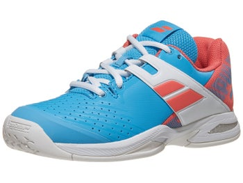3bd82ca88999 Product image of Babolat Propulse AC Sky Blue Pink Junior Shoes