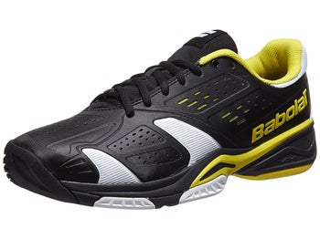 Babolat SFX Team All Court Black/Yellow Men's Shoes