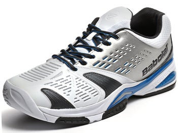 Babolat SFX White/Blue Men's Shoes