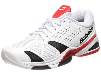Babolat SFX White/Red Men's Shoes