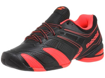 Babolat V-Pro 2 All Court Black/Bright Red Men's Shoes