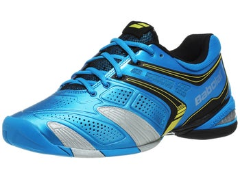 Babolat V-Pro 2 All Court Blue/Yellow Men's Shoes