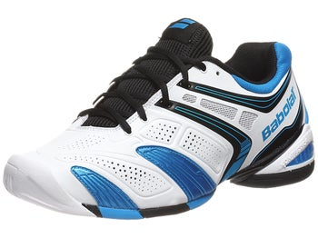 Babolat V-Pro 2 All Court White/Blue Men's Shoes