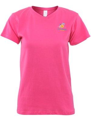 BNP Paribas Open  Women's V-Neck Tee