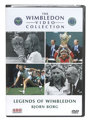 Wimbledon - Legends Bjorn Borg DVD