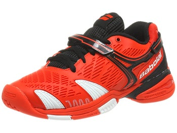 Babolat Propulse 4 Junior Orange/Bk/Wh Shoes