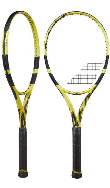 Product image of Babolat Pure Aero Plus 2019 Racquets 430602163200f