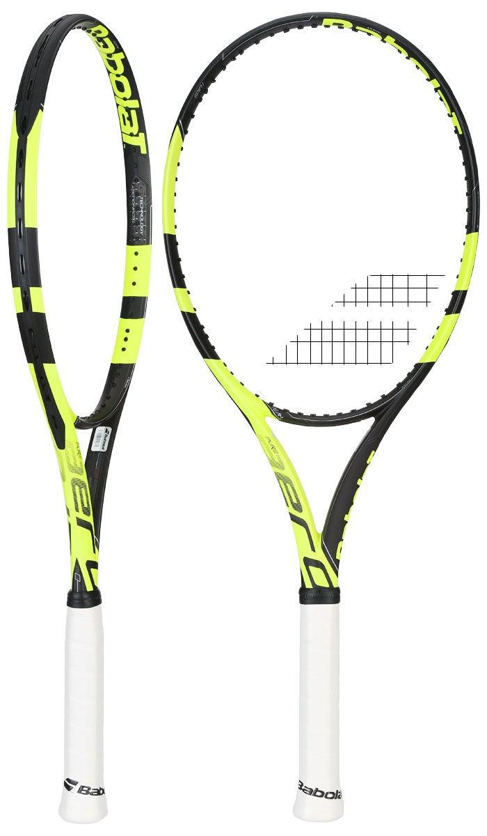 Babolat Pure Aero Team Racquets