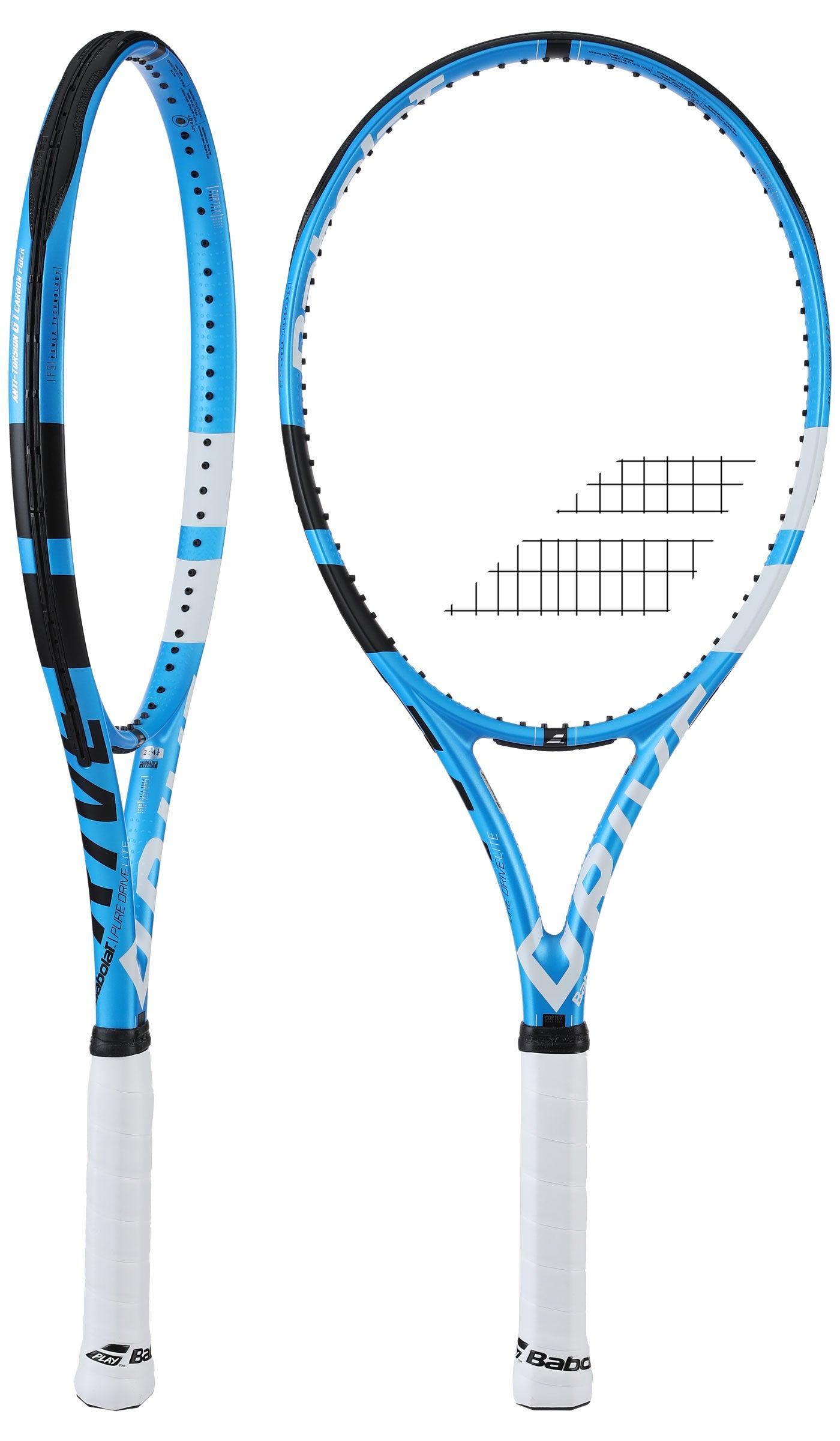 Pure Drive 2018 >> Babolat Pure Drive Lite Racquets