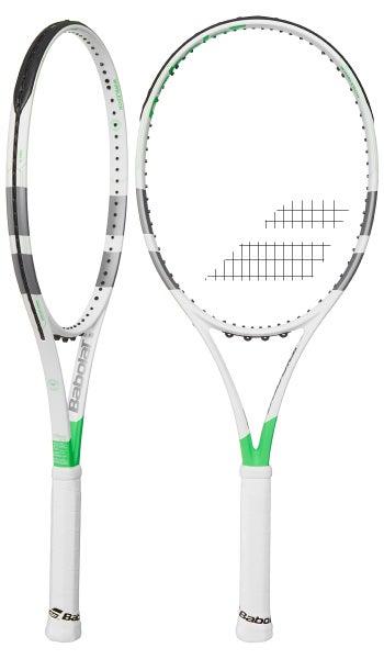 Babolat Pure Strike Wimbledon 16x19 Racquets