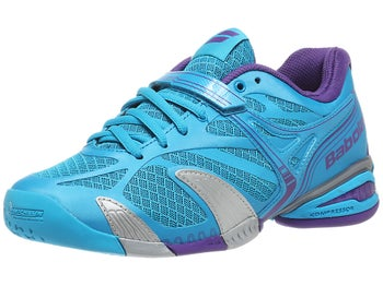 Babolat Propulse 4 Blue/Purple Women's Shoes