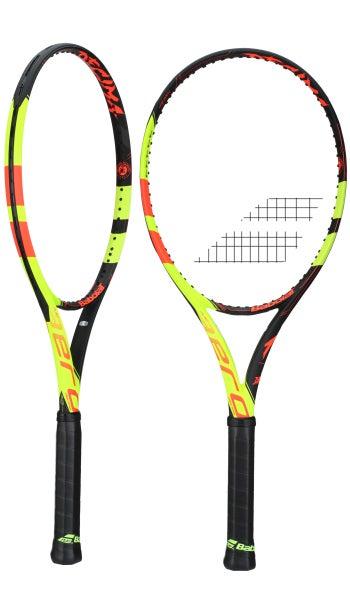 Babolat Pure Aero La Decima French Open Racquets