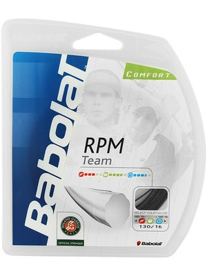 Babolat RPM Team 16 String Black