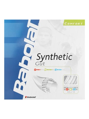Babolat Synthetic Gut 17 String White