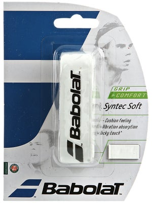 Babolat Syntec Soft Replacement Grip White