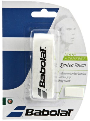 Babolat Syntec Touch Replacement Grip White