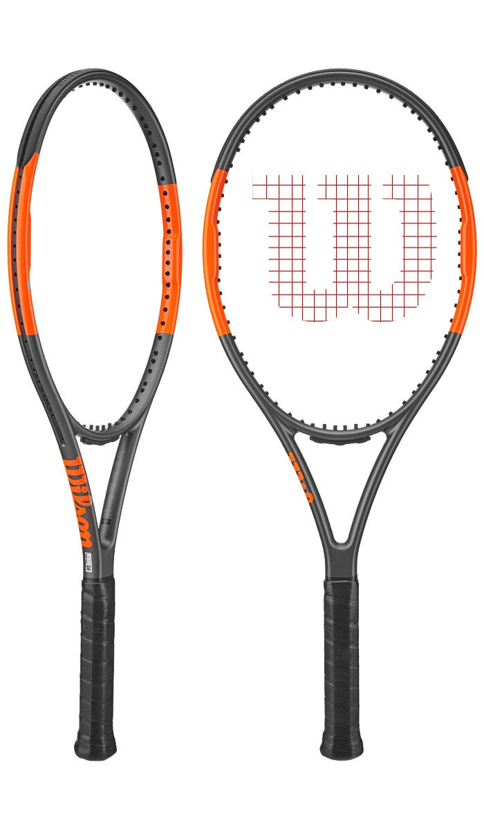 Wilson Burn 100 Team Racquet