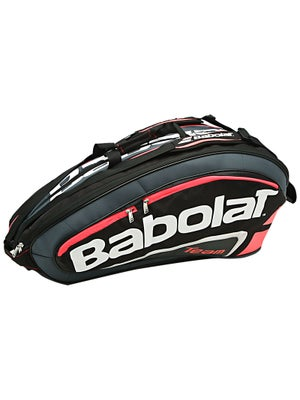Babolat Team Line Bright Red 12 Pack Bag
