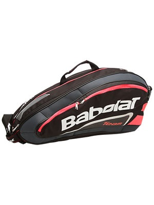 Babolat Team Line Bright Red 6 Pack Bag