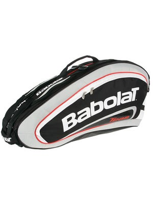 Babolat Team Line Black 6 Pack