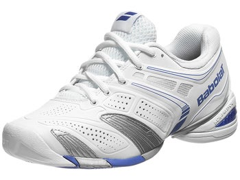 Babolat V-Pro 2 All Court White/Blue Women's Shoes
