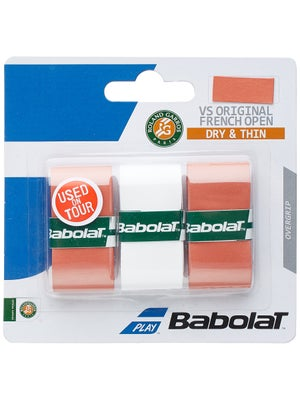 Babolat VS Original French Open Grips