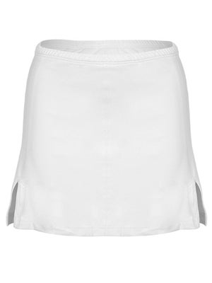 Bolle Women's Basic Paneled Skort - White