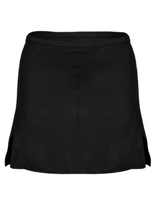 Bolle Women's Basic Paneled Skort - Black