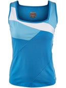 Bolle Womens Curacao Square Neck Tank
